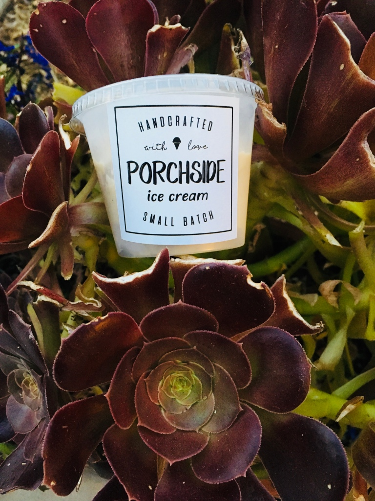 Porchside Ice Cream