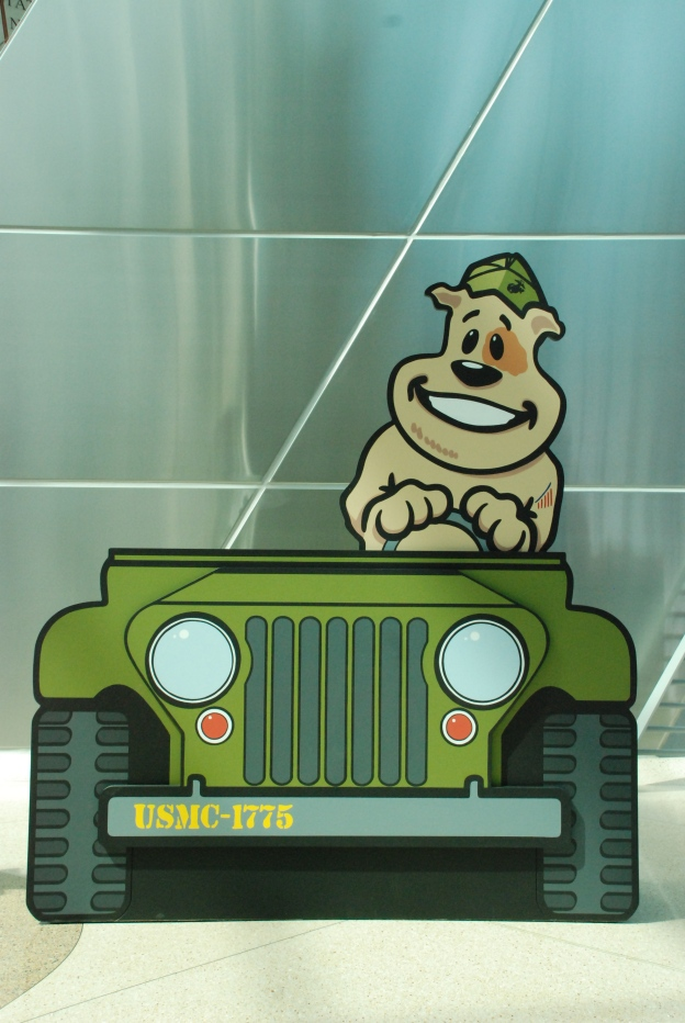 Chesty Jeep