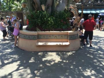Jungle Book Benches