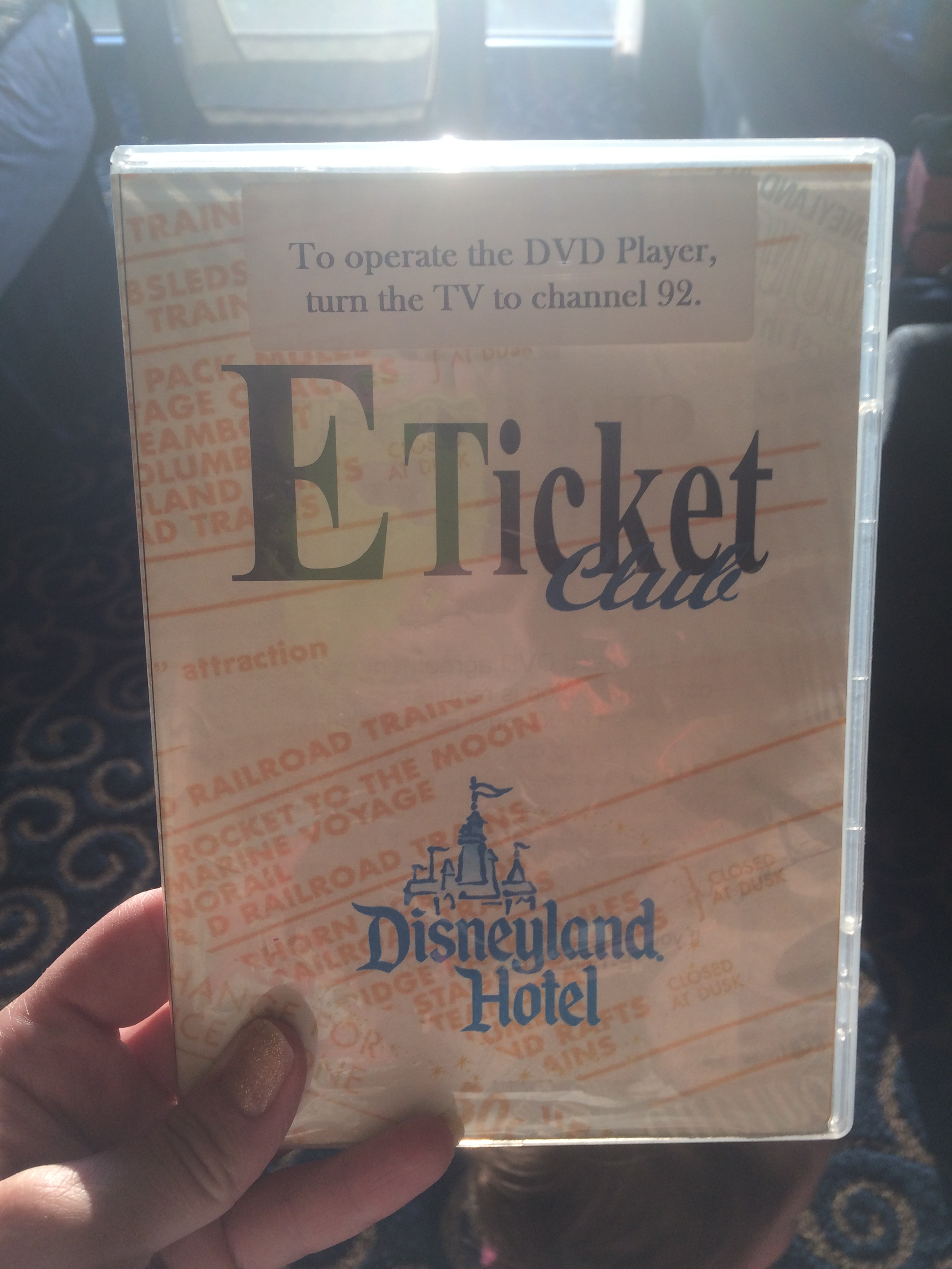 Can you stay at the club level at the Disneyland Hotel?