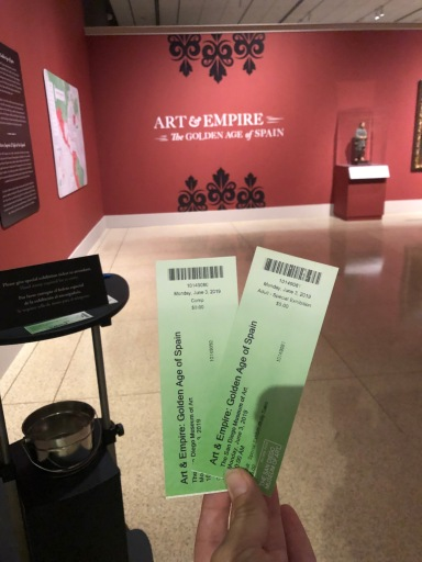 San Diego Museum of Art - Art & Empire