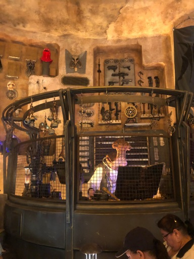 Dok Ondar's Den of Antiquities Star Wars Galaxy's Edge