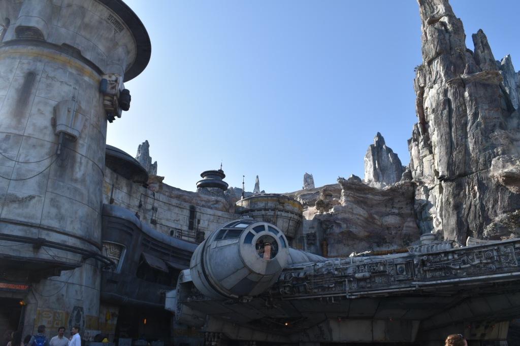 Star Wars Galaxy's Edge, Millennium Falcon