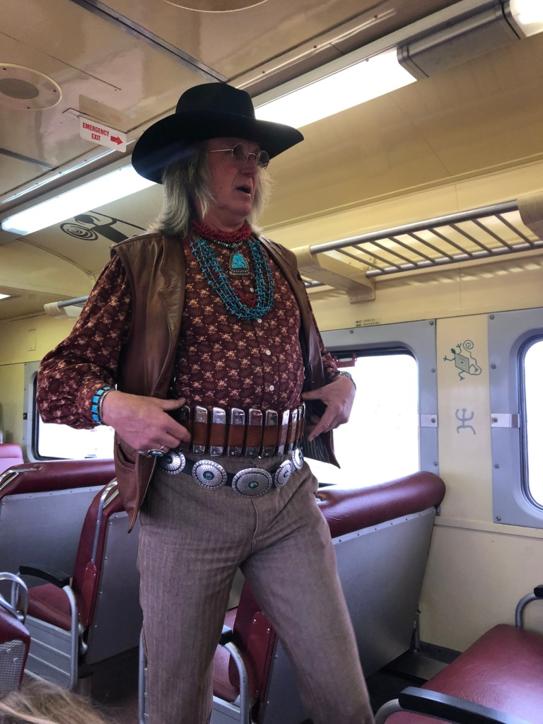 MilMomAdventures - Grand Canyon Railway